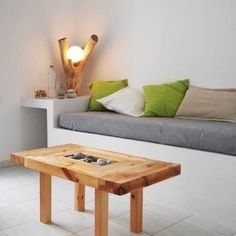 Mélina Apartment Rough wood and zinc provide an authentic feeling of Cretan country life. Rough Wood, Air B And B, Outdoor Furniture, Outdoor Decor, Country Life, Dining Bench, Interior Design, Instagram Posts, Greece