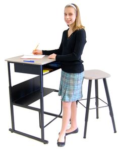 New ''Standing'' Desk Created to Improve Students' Academic Achievement and Physical Fitness | Business Wire