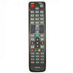 Universal Remote Suitable For Samsung Lcd Tv Model No  Rm 1614