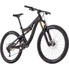 Pivot Mach 6 XT M8000 11 Speed Complete Mountain Bike - 2015 Black - 2x11