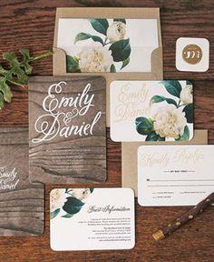 11 карточек: свадебная полиграфия для начинающих