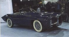 Bugatti  T101 by Virgil Exner
