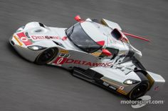 DeltaWing Racing Cars DeltaWing Elan: Andy Meyrick, Katherine Legge, Alexander Rossi at Daytona January testing High-Res Professional Motorsports Photography Sports Car Racing, Race Cars, Auto Racing, Delta Wing, Weird Cars, Classic Motors, Dream Cars, January, Motor Sport