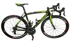 Team Colombia Cycling Pro's bike Willier Triestina 2014