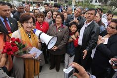 Alcaldesa de Lima inspeccionó obras en San Martín de Porres