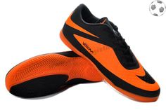 Chaussure de foot Nike Hypervenom Phelon IC Noir Citrus FT5230