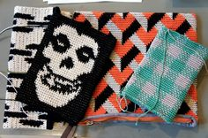 """Another pinner said, """"Molla Mills, my new crochet crush."""" I cannot agree more."""