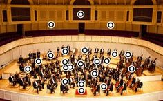 Instruments of an orchestra by Roger Gunn--click the picture to watch a video and hear the instrument