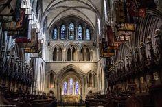 Dublin - Saint Patrick's Cathedral by Eva Giacometti Mahiou on 500px