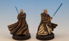 Obi-Wan Kenobi, Imperial Assault (2016), painted miniature