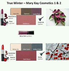 Your customized look at www.marykay.com/ismith1114