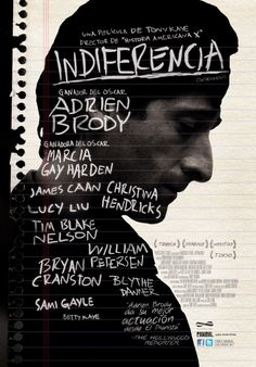 A cool french poster for an Adrien Brody movie coming out soon. Wonderful! #adrienbrody