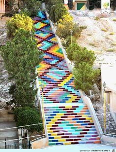 Eindrucksvolle Treppen aus aller Welt!