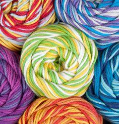 Dishie Multi Yarn
