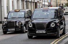 Taxis électriques : Londres interdit le diesel sur ses Black Cab