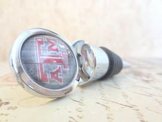 Texas A&M Aggies Wine Stopper - Graduation Texas Wine Bottle Stopper Wine Bottle Stoppers, Texas A&m, Wine Cellar, Couple Gifts, Contemporary Style, Graduation, Groom, Great Gifts, Bride
