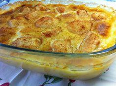 Doce de maçãs e natas www.organizarefestejar.blogspot.pt