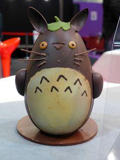 Chocolate Totoro!