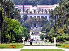 Jardin d'Essai du Hamma - Alger