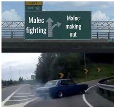 #shadowhunters #malec #aleclightwood #magnusbane #funny #funnymemes #meme #memes