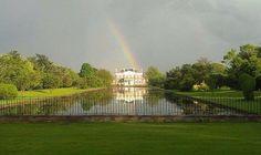 A Rainbow at Boreham House