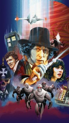 91.5cm x 61cm 11 Doctors Doctor Who Poster Print Framed Photographic Colloage