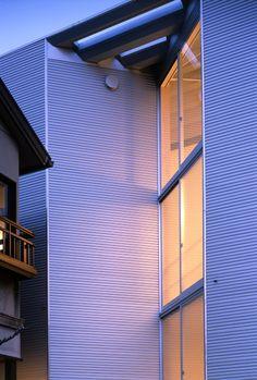ALPHAVILLE Architects — W-Window House