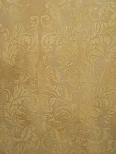 One of my most popular finishes; Wall embossing with stencils.  Use stronger finish for the stencil in same color as wall