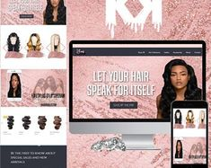 Pink and Silver Glitter Premade Shopify Website Hair Website, Beauty Website, Website Design, Custom Website, Graphic Design Website Design Layout, Website Design Inspiration, Salon Business, Business Goals, Business Cards, Business Motivation, Business Ideas, Business Hairstyles, Cool Websites