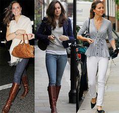 Kate Middleton casual wear