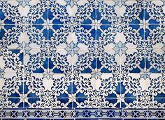 Azulejos, Príncipe Real. Lisbonne Rebelde geometria III de Fábio Carvalho © 2014 - todos os direitos reservados http://www.fabiocarvalho.art.br/