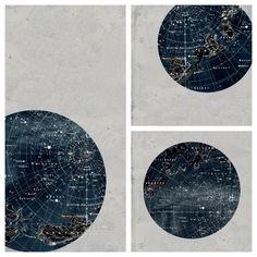 thecuratorsprints:  Set of Constellation