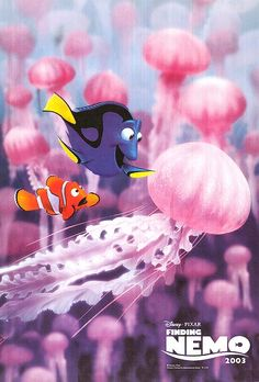 Favorite Picard film- Finding Nemo