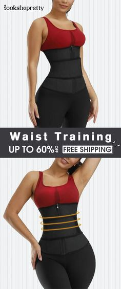 ✿FREE Shipping Worldwide ✿  BUY 2 Get 5% OFF Code:5OFF 😲This is the best wait trainer I've seen yet. Look at how it snatched this lady's waist! 😯 Chic Outfits, Girl Outfits, Fashion Outfits, Women's Fashion, Best Waist Trainer, Workout Attire, Workout Gear, Fitness Workout For Women, Waist Training