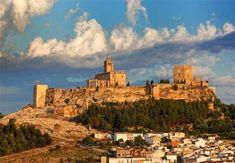 Fortaleza de la Mota Alcalá la Real Jaén