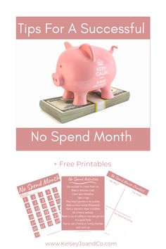 No Spend Challenge, Money Saving Challenge, Money Saving Tips, Community Boards, Take A Nap, Debt Payoff, Get Outside, Board Games, Free Printables