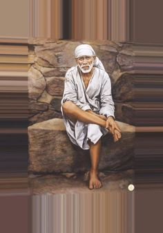 The life is not a constant high. I have my moments of deep discouragement. I have to go to Baba in prayer with tears in my eyes, and say, 'O Baba, forgive me,' or 'Help me.' And what the Baba require? Only to act justly and to love mercy, and to walk humbly with Him. Om Sai Ram. Have a great day ahead! http://saimandir.co.in/events/