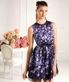 Pronovias Short Cocktail Dresses 2013 Collection