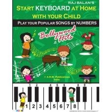 Learn to play bollywood songs on keyboard