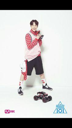 Joo Haknyeon Produce 101 Season 2