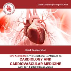 International Conference on Cardiology and Cardiovascular Medicine is on Jul 13 2020 at Abu Dhabi Cardiology, Stem Cells, Restore, Conference, Medicine, Tools, Natural, Heart, Medical