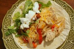 I have a guest post up at Simply Frugal Living today: Crockpot Fajitas ! Aldi Recipes, Cooking Recipes, Cooking Ideas, Chicken Fajitas, Frugal Living, Crockpot, Waffles, Berries, Tortillas