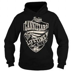Awesome Tee Team CANNIZZARO Lifetime Member (Dragon) - Last Name, Surname T-Shirt T shirts