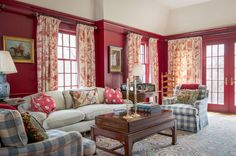 How do you create a room that will stand the test of time? You make it understated, quietly elegant, and especially comfortable, says Jane E...