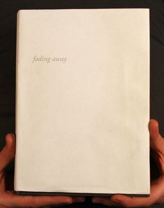 Sarah Gorman: Fading Away