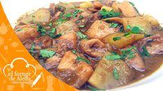 Sepia Estofada con Patatas un plato tradicional de nuestra cocina. Ya veréis que su elaboración es muy sencilla, y queda realmente delicioso.