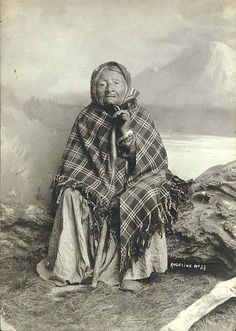 Angeline, daughter of Chief Seattle, ca. 1893