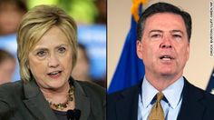 """FBI Director James Comey said Tuesday that he would not recommend charges against Hillary Clinton for her use of a private email server while she was secretary of state -- but he added Clinton and her aides were """"extremely careless"""" in handling classified information."""