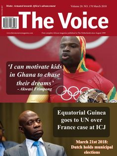 The Voice magazine March 2018 edition