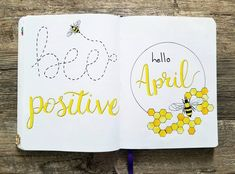have been waiting a week to share my April theme and I just can't wait any longer! April is going to BEE fantastic! Bee puns,